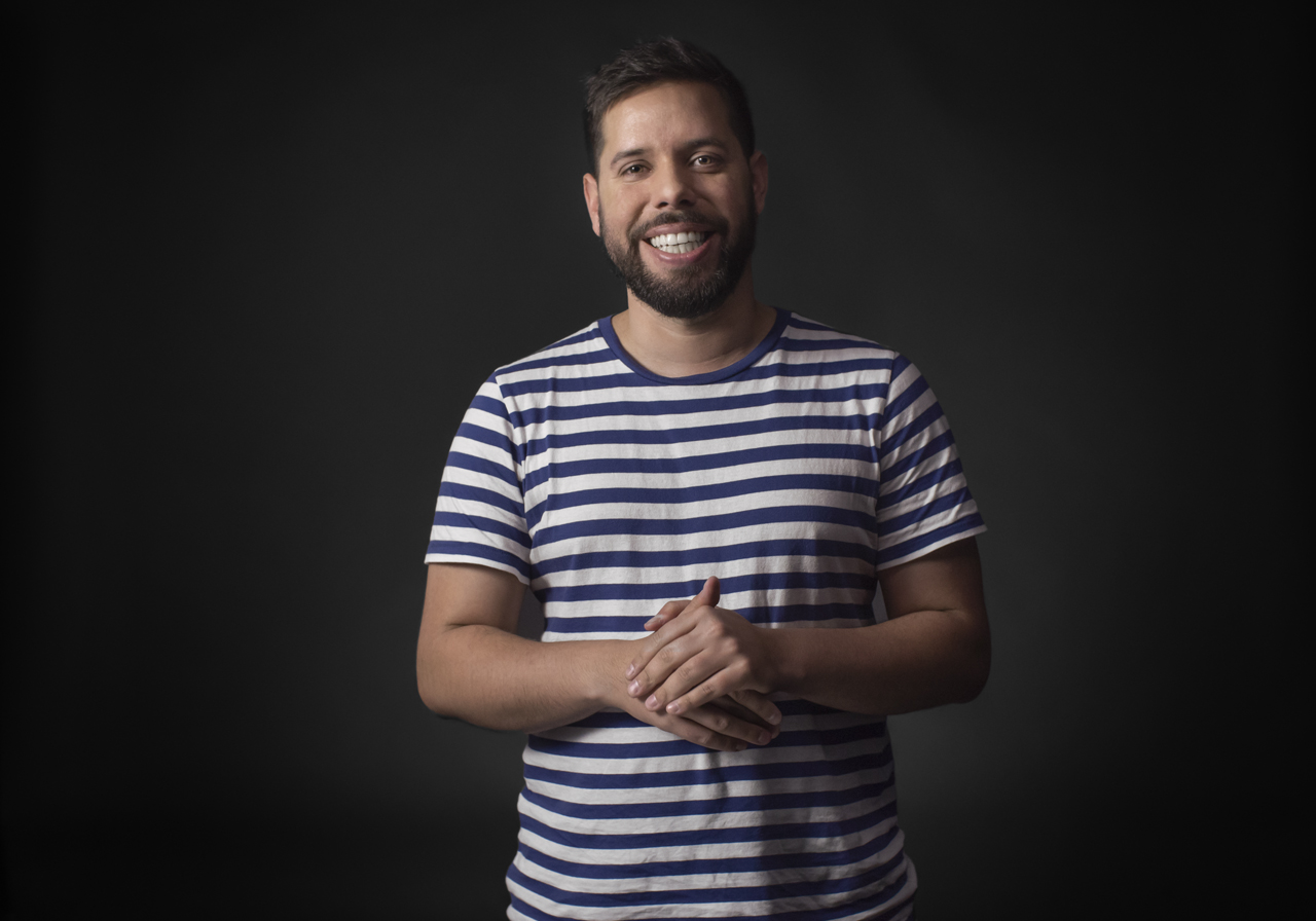 With a smile from ear to ear, matched only by his exceptional talent, Marcelo Silva is the lead Visual Designer within the collective.